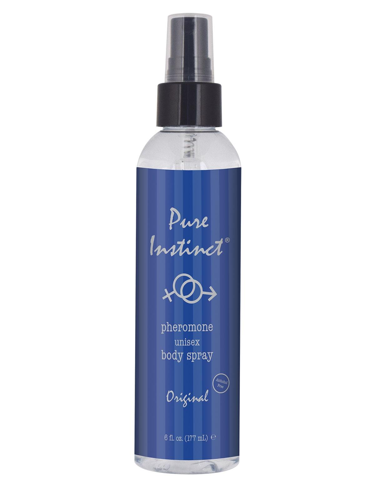 Pure Instinct Unisex Pheromone Body Spray