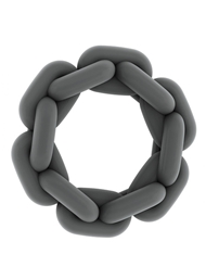 NO.6 CHAIN COCK RING