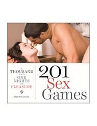 201 SEX GAMES BOOK