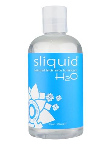 SLIQUID NATURALS H2O LUBRICANT 8.5 OZ