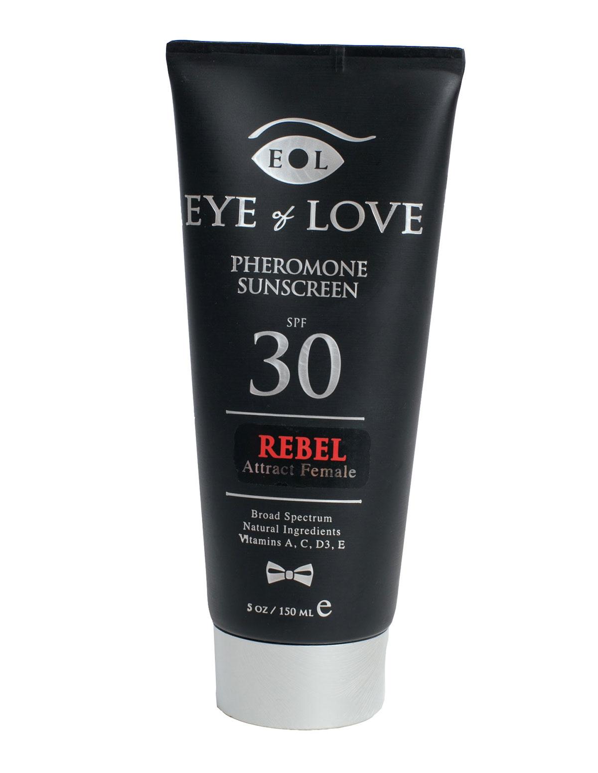 Eye Of Love Rebel Pheromone Sunscreen Spf30