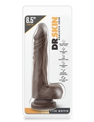 STUD MUFFIN SUCTION CUP DONG- CHOCOLATE