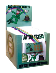 GAG LOTTERY TICKETS