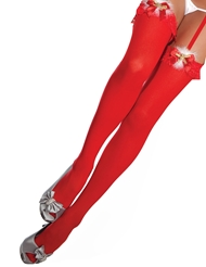Alternate front view of JINGLE BELL STOCKINGS