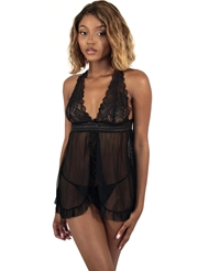 SECRET AFFAIR FLYAWAY BABYDOLL