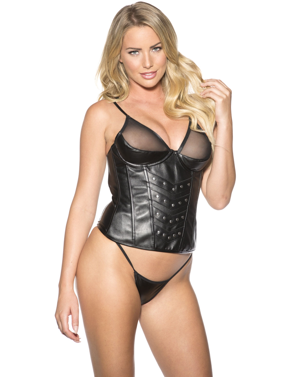 Hot And Heavy Corset