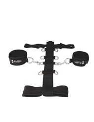 LUX ADJUSTABLE NECK & WRIST RESTRAINT