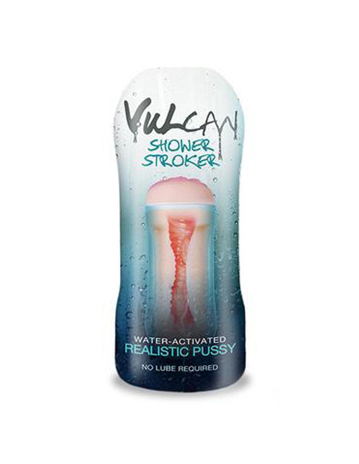 Cyberskin Vulcan Pussy Shower Stroker