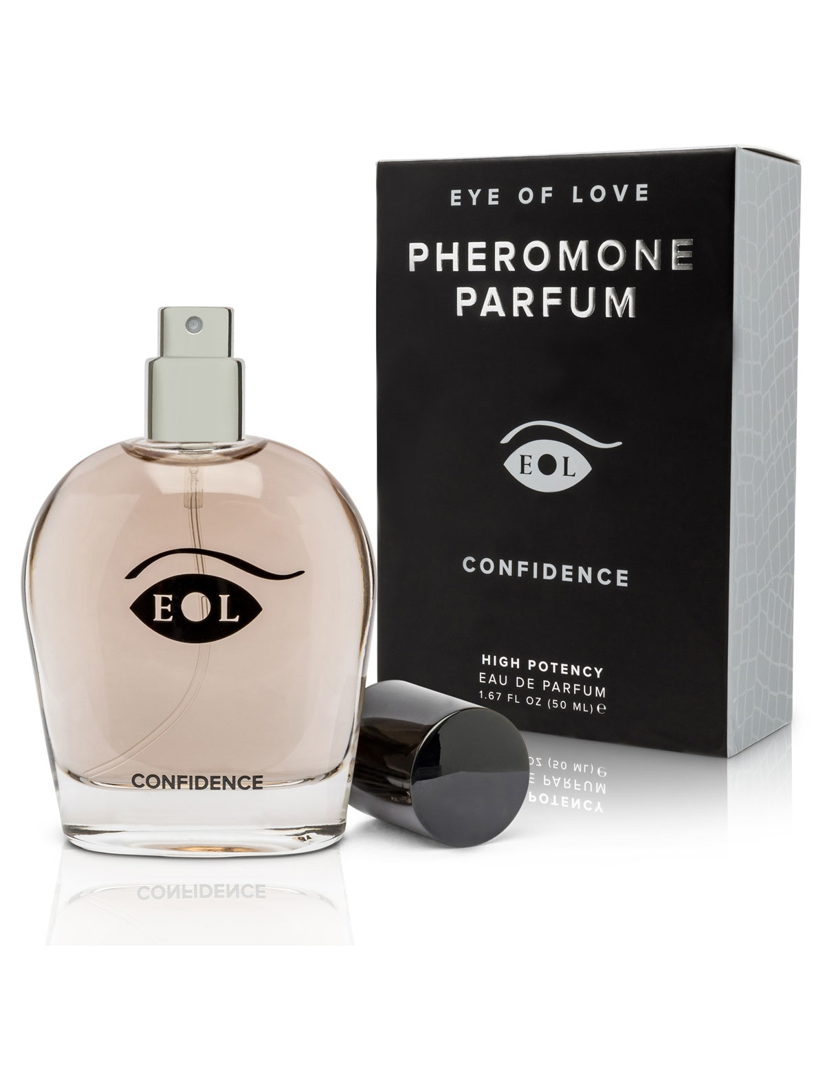 Eye Of Love Confidence Pheromone 50-Ml