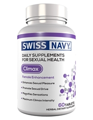 CLIMAX DAILY SUPPLEMENT FOR HER 60-CT