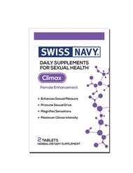 CLIMAX DAILY SUPPLEMENT FOR HER PACKET