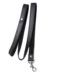 TRIPLE X LEATHER LEASH