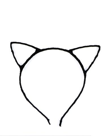 TOF CAT EARS HEADBAND