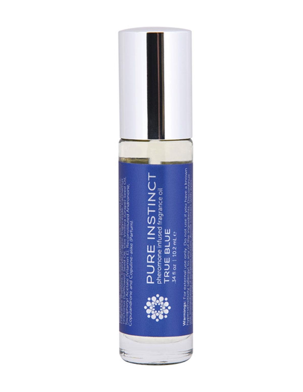 Pure Instinct True Blue Roll On Pheromone Unisex
