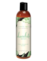 CHOCOLATE MINT FLAVORED GLIDE 120ML