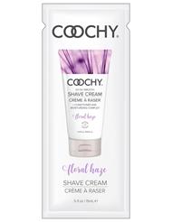 COOCHY CREAM FOIL PACK - FLORAL HAZE
