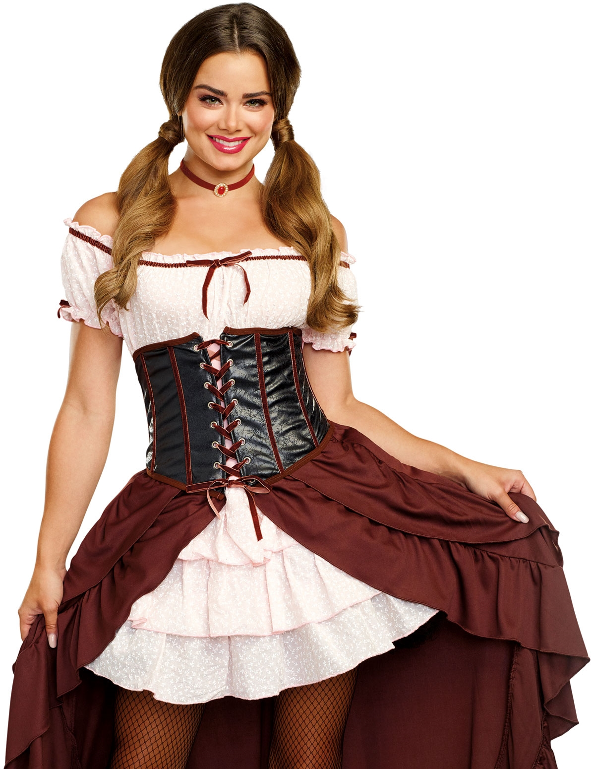 Saloon Gal Costume