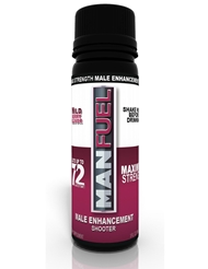 MANFUEL WILD BERRY ENHANCEMENT SHOOTER