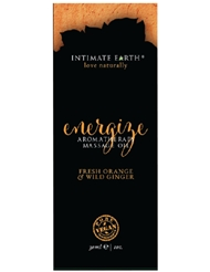 ENERGIZE MASSAGE OIL 30ML FOIL PACK