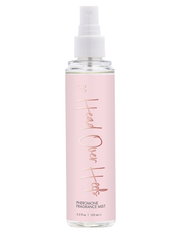 HEAD OVER HEELS BODY MIST W/PHEROMONES