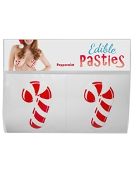 EDIBLE PASTIES - CANDY CANE
