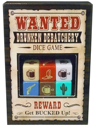 DRUNKEN DEBAUCHERY DICE