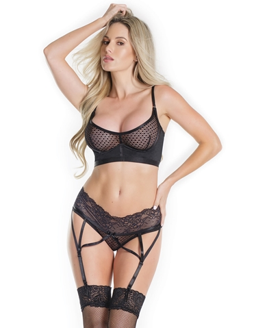 HARNESSED AMBITIONS BRA SET