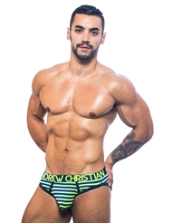 ALMOST NAKED ELECTRIC STRIPE JOCK