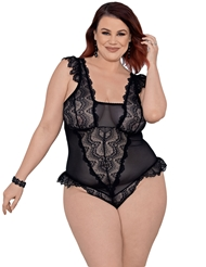 MISS PLUS SIZE TEDDY