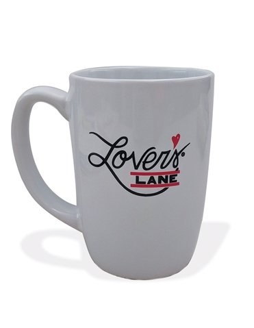 LOVERS LANE COFFEE MUG