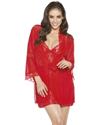 NOT SO SHY ROBE SET - ALL SIZES