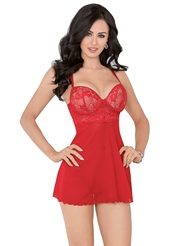 MOLDED CUP BABYDOLL