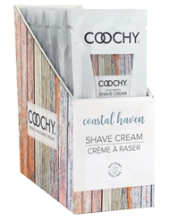 COOCHY CREAM FOIL PACKET - COSTAL HAVEN