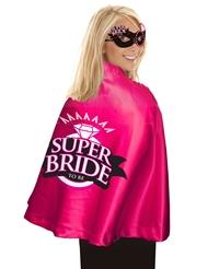 SUPER BRIDE CAPE & MASK