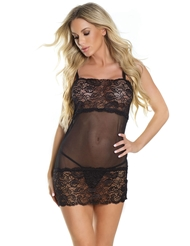 SHOW OFF CHEMISE