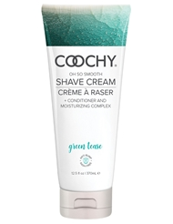 COOCHY SHAVE CREAM - GREEN TEASE