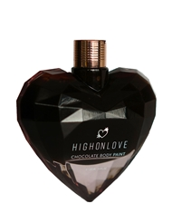 HIGH ON LOVE DARK CHOCOLATE BODY PAINT
