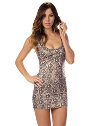 TURNING HEADS LACE DRESS