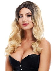 Alternate front view of SOFIA WIG