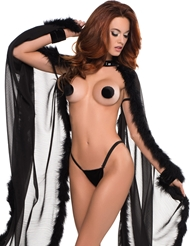 ADORE SKYE THE FRENCH KISS CAPE