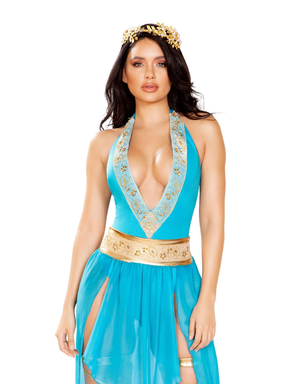 Athena Goddess - 2 Piece Costume