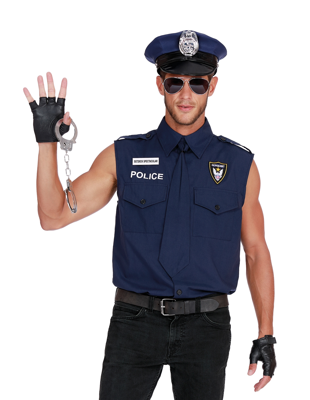 The Sergeant Costume