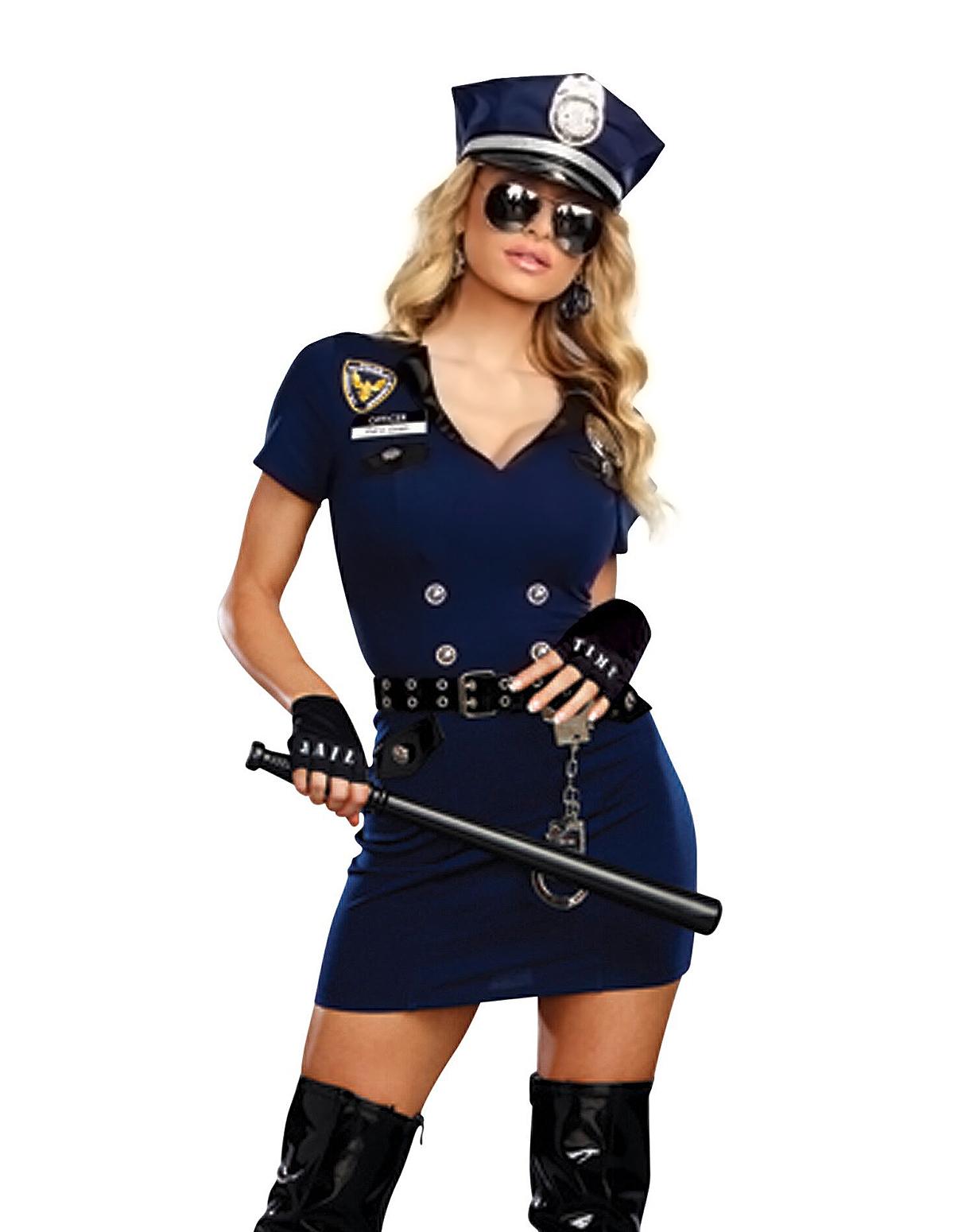 Officer Pat U Down