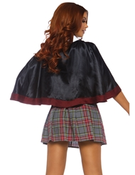 Alternate back view of 2PC. SPELLBINDING SCHOOL GIRL