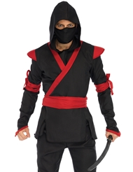 Alternate front view of 5 PC NINJA