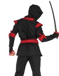 Alternate back view of 5 PC NINJA