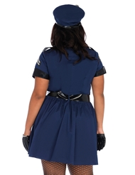 Alternate back view of 5 PC. FLIRTY COP