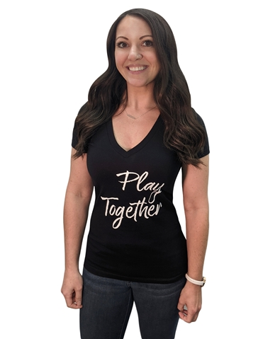 PLAY TOGETHER...STAY TOGETHER T-SHIRT