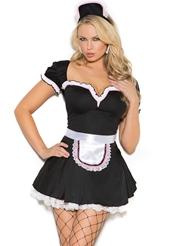 Alternate front view of MAID TO PLEASE