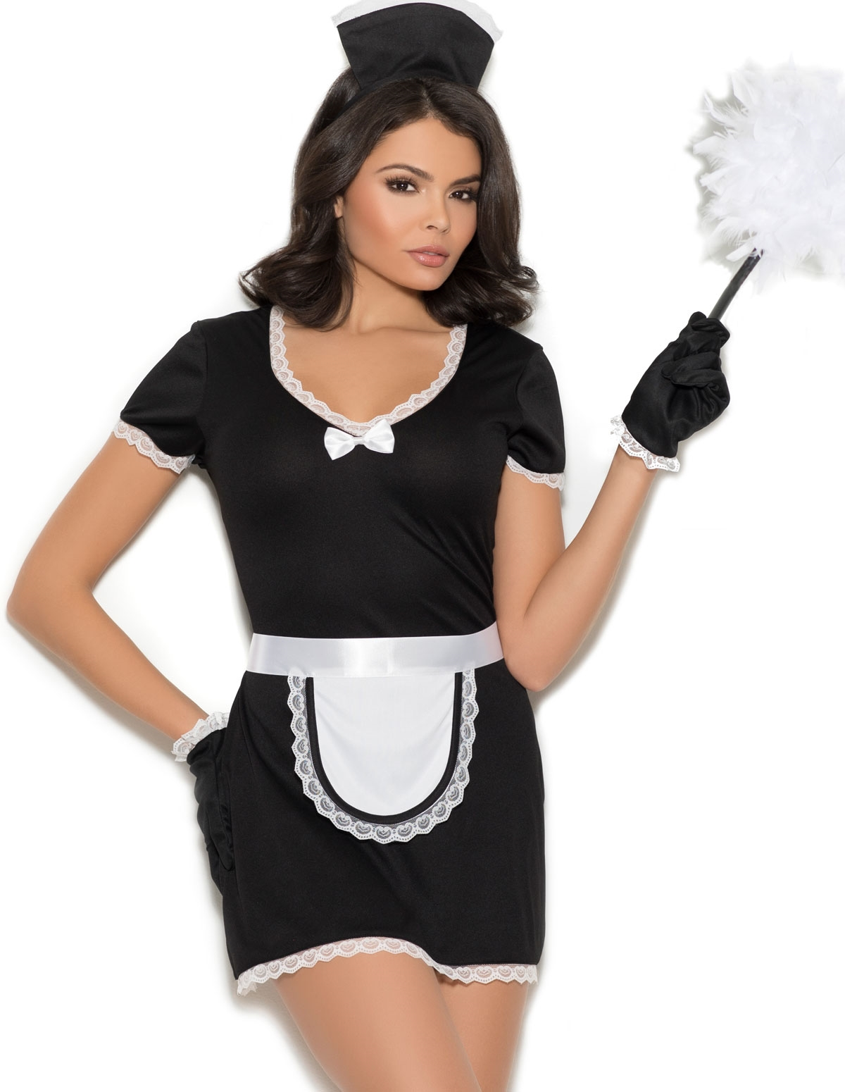 Flirty Maid